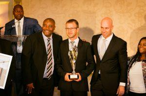ECA Project Award